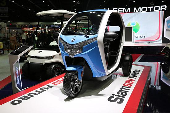 รถสามล้อไฟฟ้ากับการจดทะเบียนในอนาคต