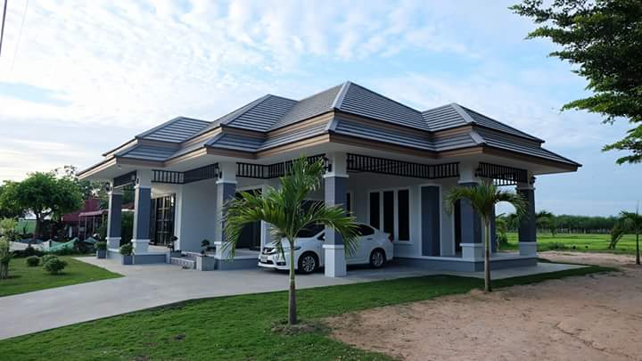 4 วิธีหาแบบบ้านสำหรับสร้างบ้านสวยๆ